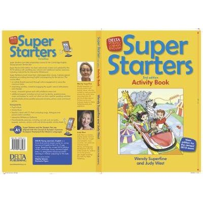 Delta Young Learners English: Super Starters Activity Book 2E (Paperback, 2nd edition): Judy West