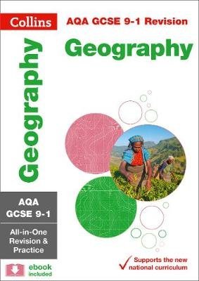 AQA GCSE 9-1 Geography All-in-One Complete Revision and Practice - For the 2020 Autumn & 2021 Summer Exams (Paperback,...