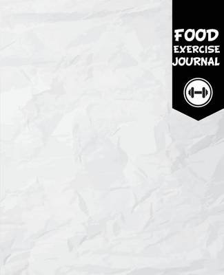food and exercise journal 60 days challenge food journal notebook