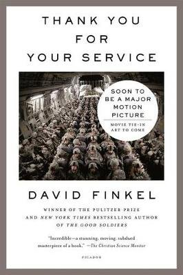 Thank You for Your Service (Paperback): David Finkel