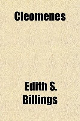 Cleomenes (Paperback): Edith S. Billings