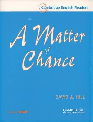 A Matter of Chance Level 4 Audio Cassette Set (2 Cassettes), Level 4 (Audio cassette): David Hill