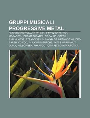 Gruppi Musicali Progressive Metal 30 Seconds To Mars While Heaven