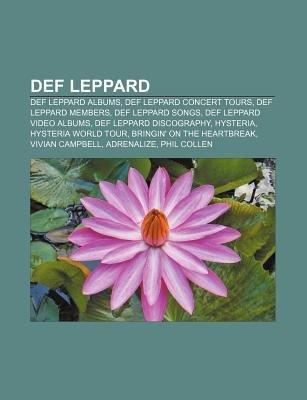Def Leppard Bringin On The Heartbreak Album