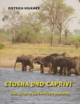Etosha Und Caprivi (German, Paperback): Dietrich Volkmer