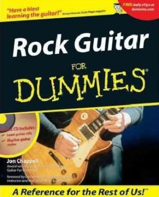 Rock Guitar for Dummies (Paperback): Jon Chappell