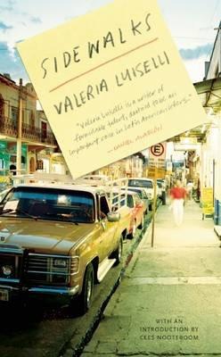 Sidewalks (Paperback): Valeria Luiselli