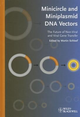 Minicircle and Miniplasmid DNA Vectors - The Future of Non-viral and Viral Gene Transfer (Hardcover): Martin Schleef