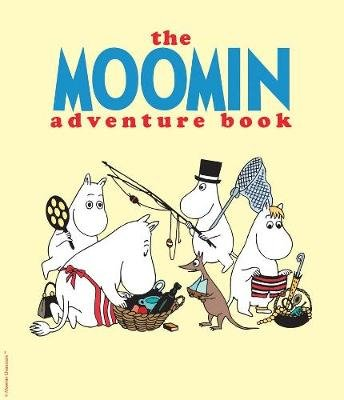 The Moomin Adventure Book (Paperback): Cally Law, Tove Jansson