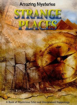 Strange Places (Hardcover): Anne Rooney