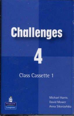 Challenges, Level 4 - Class Cassette 1-2 (Audio cassette): Michael Harris, David Mower
