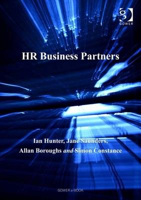 HR Business Partners (Electronic book text, New edition): Jane Saunders, Allan Boroughs