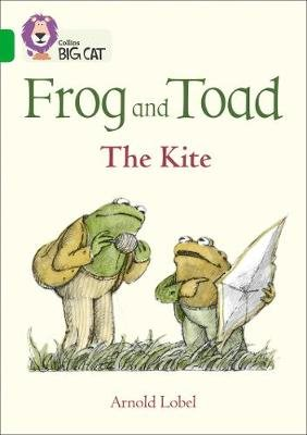 Frog and Toad: The Kite - Band 05/Green (Paperback): Arnold Lobel