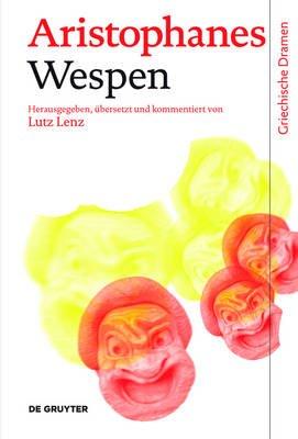 Wespen (German, Hardcover): Aristophanes