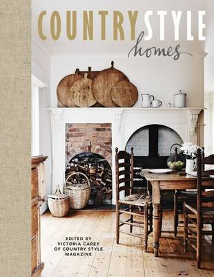 Country Style Homes (Paperback): Country Style Magazine