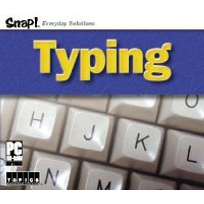 Typing (CD-ROM): Topics Entertainment