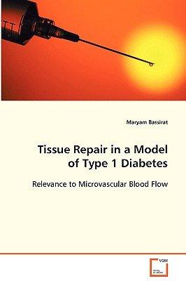 Tissue Repair in a Model of Type 1 Diabetes (Paperback): Maryam Bassirat