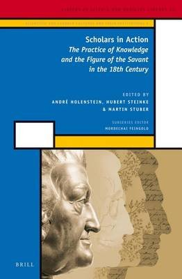 Scholars in Action (2 Vols) (Electronic book text): Andr Holenstein, Hubert Steinke, Martin Stuber