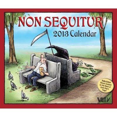 Non Sequitur Calendar (Calendar, 2013): Wiley Miller