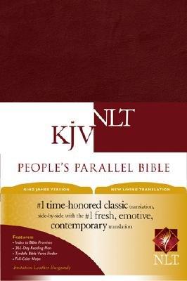 People's Parallel Bible-PR-KJV/NLT (Leather / fine binding):