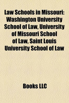 Law Schools In Missouri Washington University School Of Law