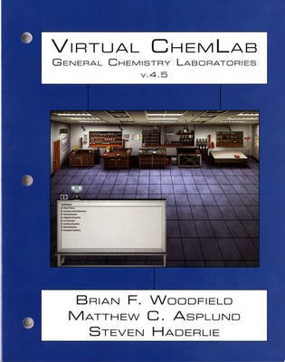 Virtual ChemLab - General Chemistry Student Workbook + Access Code v. 4.5 (Mixed media product, 4th edition): Brian F....