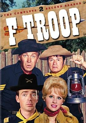F Troop - The Complete Second Season (Region 1 Import DVD):