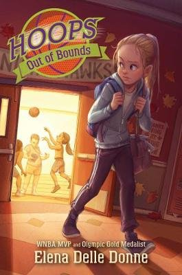 Out of Bounds (Hardcover): Elena Delle Donne
