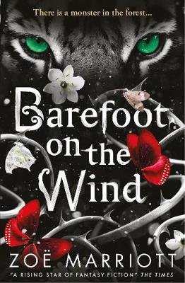 Barefoot on the Wind (Paperback): Zoe Marriott