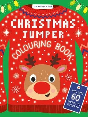 The Christmas Jumper Colouring Book (Paperback): Scholastic