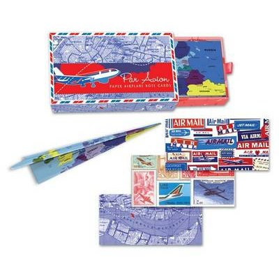 Par Avion Note Cards (Novelty book): Potter Style