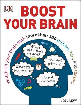 Boost Your Brain (Paperback): Joel Levy