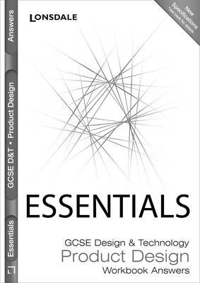 Essentials GCSE Product Design Workbook Answers (Paperback):