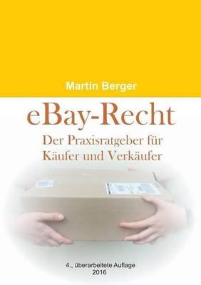Ebay-Recht (German, Paperback): Martin Berger