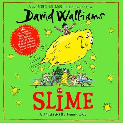 Slime (Standard format, CD, Unabridged Edition): David Walliams