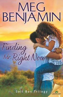 Finding Mr. Right Now (Paperback): Meg Benjamin