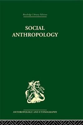 Social Anthropology (Electronic book text): Edward E Evans-Pritchard