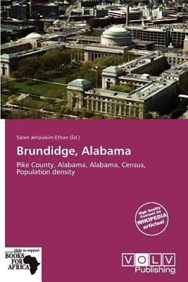 Brundidge, Alabama (Paperback): S Ren Jehoiakim Ethan