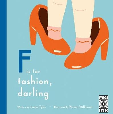 F is for Fashion, Darling (Hardcover): James Tyler
