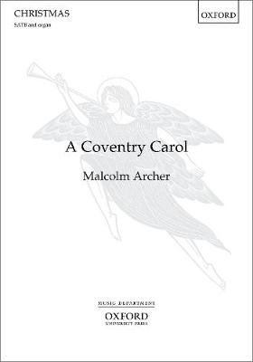 A Coventry Carol (Sheet music, Vocal score): Malcolm Archer