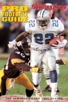 Pro Football Guide 97 (Paperback, 1991 ed. (1991)-): Sporting News