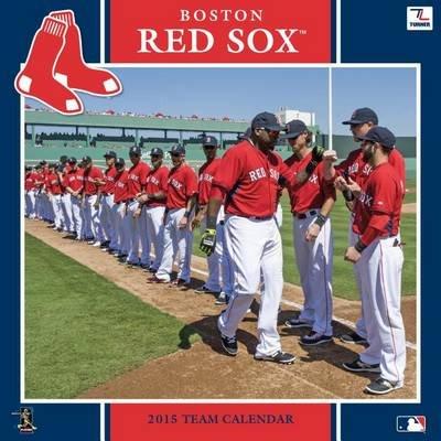 Boston Red Sox Calendar Turner Licensing 9781469326771 Books