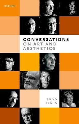 Conversations on Art and Aesthetics (Paperback): Hans Maes
