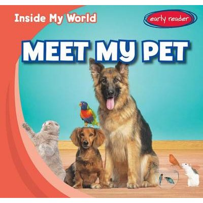 Meet My Pet (Hardcover): Tina Benjamin