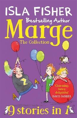Marge: The Collection (9 Stories in 1) (Paperback): Isla Fisher