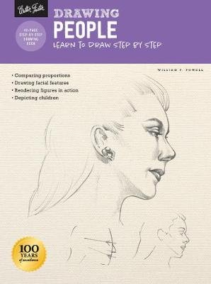 Drawing: People with William F. Powell - Learn to draw step by step (Paperback, Revised Edition): William F Powell