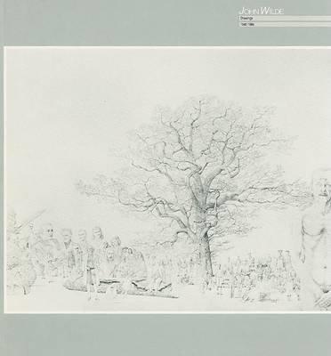 John Wilde Drawings - 1940-1984 (Paperback): Carlton Overland