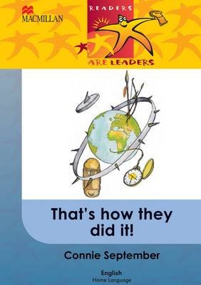 That is how they did it (Book): C. September