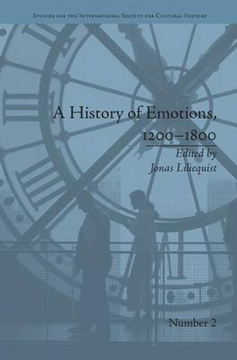 A History of Emotions, 1200-1800 (Paperback): Jonas Liliequist