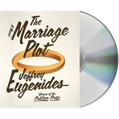 The Marriage Plot (Standard format, CD): Jeffrey Eugenides